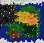 "Поверхность карты ""Holyworld"""