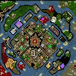 """Подземелье карты """"Arena Island GS"""""""