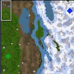 """Поверхность карты """"Nordland"""""""