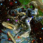 """Поверхность карты """"Sirens Prism"""""""