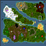 "Поверхность карты ""Gloating Kingdoms"""