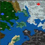 """Поверхность карты """"Utopia"""""""