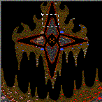 """Подземелье карты """"Devil Bane"""""""