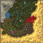 "Поверхность карты ""Revenge of the Necromancer WL"""