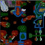 """Подземелье карты """"Just a Map"""""""