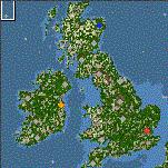 """Подземелье карты """"Atlantic Empires"""""""