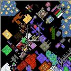 """Поверхность карты """"Portals"""""""