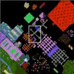 "Underground of the map ""Portals"""