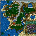 "Поверхность карты ""Lord of the Rings 3.0"""