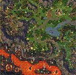"""Поверхность карты """"Mabonagrin Mission"""""""