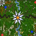 """Поверхность карты """"Battle for Fleurdelia"""""""