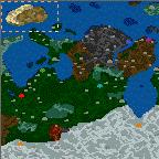 """Подземелье карты """"Thousand Islands"""""""