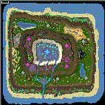 """The surface of the map """"World-Piramid_v.1.1"""""""