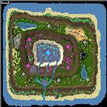 """Поверхность карты """"World-Piramid_v.1.1"""""""