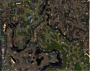 """The surface of the map """"Charleroy"""""""