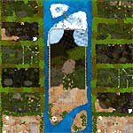 "Поверхность карты ""RTA"""