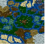 """Поверхность карты """"New Colonies"""""""