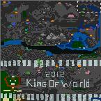 "Поверхность карты ""KING OF WORLD - WAR AND REunion"""