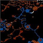"Underground of the map ""Мёртвые Воды - Элмор (beta)"""