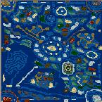 "Подземелье карты ""Trillion Isle's Ultimate Edit"""
