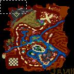 """Подземелье карты """"В поисках голубых гор 1.9.6 (SoD версия)"""""""