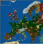 """Поверхность карты """"Europa"""""""