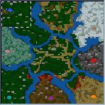 """Поверхность карты """"The Arena - Necromancer"""""""