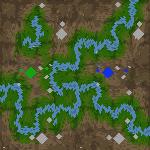 "The surface of the map ""ZmineZ v1.4 RU"""