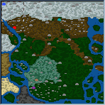 """Поверхность карты """"Diablo3"""""""