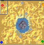 """The surface of the map """"Desert games_en"""""""