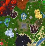 "Поверхность карты ""Conflict v. 2.1"""
