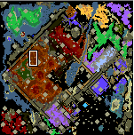 "Underground of the map ""Ancient Chaos"""