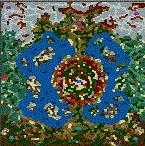 "Поверхность карты ""Pendragon Son III"""