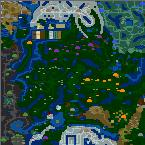 "The surface of the map ""Wayfarer (E)"""