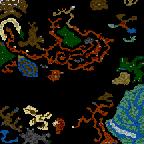 """Подземелье карты """"Kingdom of Chaos"""""""