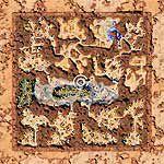 """Поверхность карты """"Shantiri Ruins"""""""