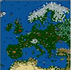 """Поверхность карты """"[HotA] Europe"""""""