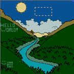 "Поверхность карты ""Riddle #8 - ""Valley of Heroes"""""