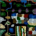 """Подземелье карты """"Fantasy Conquest v2.1"""""""