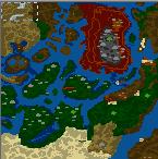 "Поверхность карты ""Snowlord"""