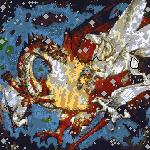 """Поверхность карты """"Shadow of the Dragons"""""""