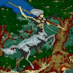 """Подземелье карты """"Война на холсте v2.0"""""""