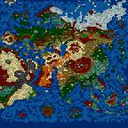 """Поверхность карты """"Передел Мира (1.6.1)"""""""