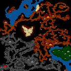 "Underground of the map ""Война по всему Миру"""