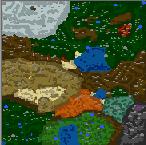 """Поверхность карты """"Охота на драконов v1.2"""""""