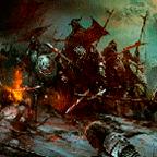 """Подземелье карты """"Падшие союзники"""""""