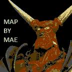 """Подземелье карты """"Horned Maze 1.6F"""""""