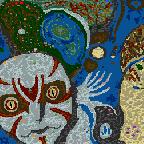 """Поверхность карты """"God Eater III"""""""