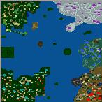 "Поверхность карты ""Barbaric Crusade"""