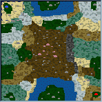 "The surface of the map ""Anti-Necromancy"""